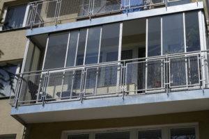 Zabudowy Balkonów Realizacja 3