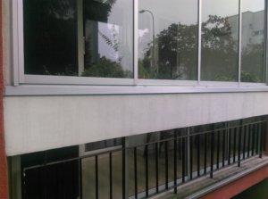 Zabudowy Balkonów Realizacja 10