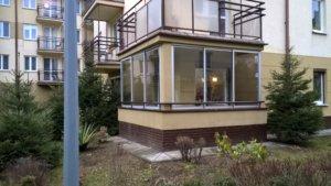 Zabudowy Balkonów Realizacja 39
